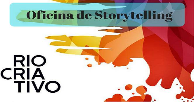 Oficina de Storytelling